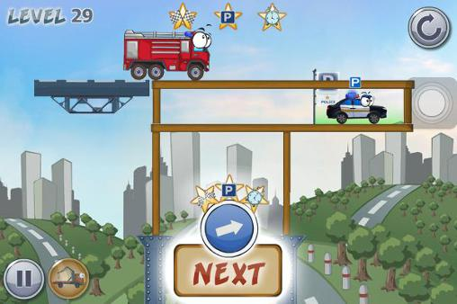 Screenshots von Toy Wars Story of Heroes für Android-Tablet, Smartphone.