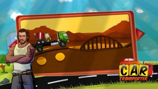Screenshots of the Car transporter for Android tablet, phone.