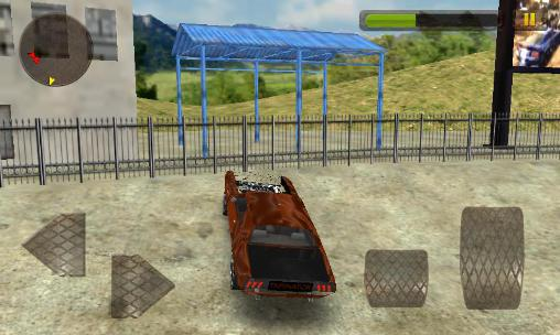 Car wars 3D: Demolition mania скриншот 5
