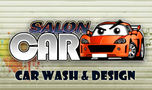 Car wash and design poster