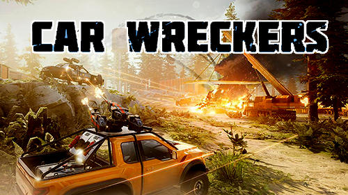 Car wreckers poster