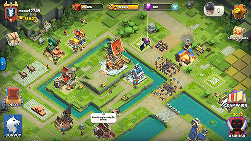 Screenshots do Caravan war - Perigoso para tablet e celular Android.