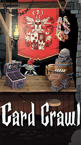 Card crawl poster