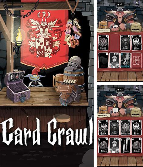 In addition to the game Shelter for Android phones and tablets, you can also download Card crawl for free.