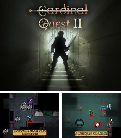 In addition to the game Avernum: Escape from the pit for Android phones and tablets, you can also download Cardinal quest 2 for free.