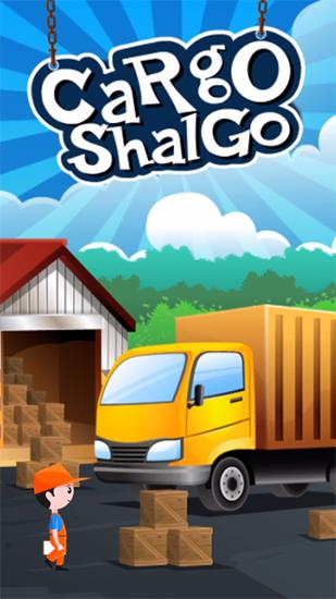 Cargo Shalgo: Truck delivery HD обложка