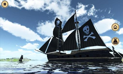 Seacraft: Guardian of Atlantic screenshot 1