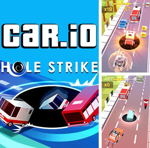 Car.io: Hole strike