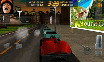 Carmageddon screenshot 4