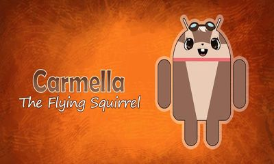 Carmella the Flying Squirrel