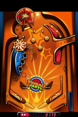 Screenshots do Carnival Pinball - Perigoso para tablet e celular Android.