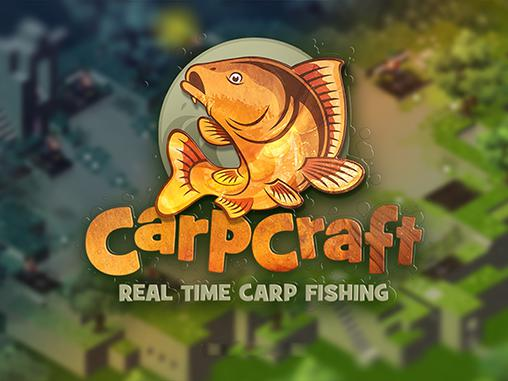 Carpcraft: Real time carp fishing обложка