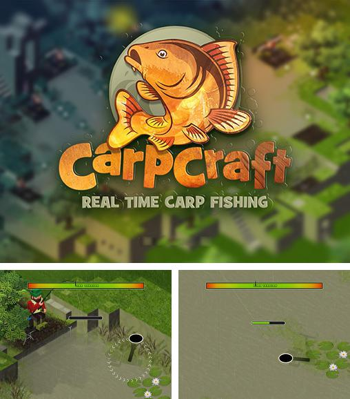 Carpcraft: Real time carp fishing