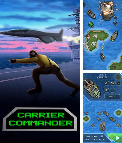 Carrier commander: War at sea