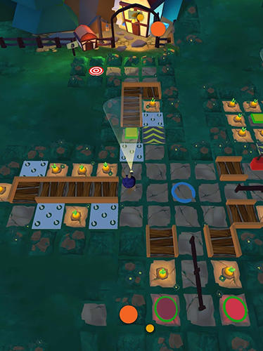 Carrot thief screenshot 3