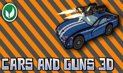 Cars And Guns 3D обложка