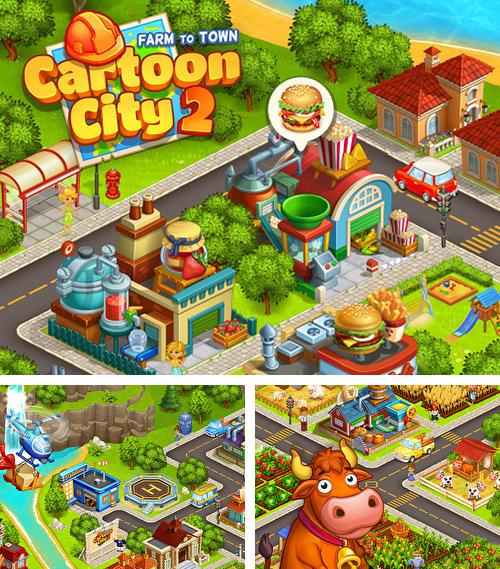 Cartoon city 2: Farm to town
