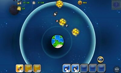 Cartoon Defense Space wars скриншот 2