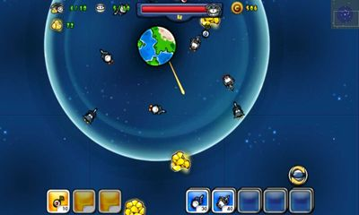 Cartoon Defense Space wars скриншот 5