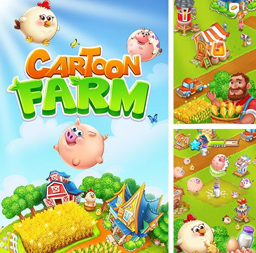 Cartoon farm