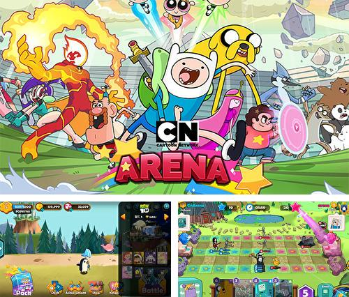 Cartoon network arena