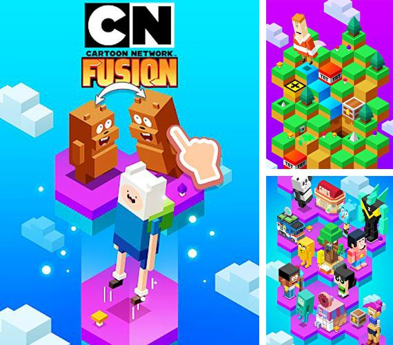 Cartoon network fusion