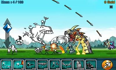 Screenshots von Swords and Sandals 5 für Android-Tablet, Smartphone.