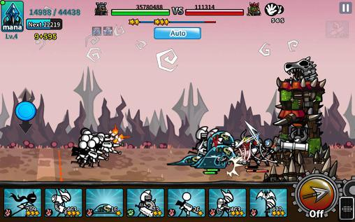 Download Cartoon wars 3 Android free game.
