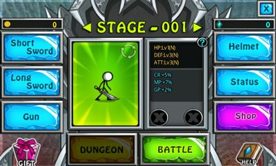 Get full version of Android apk app Cartoon Wars: Blade for tablet and phone.