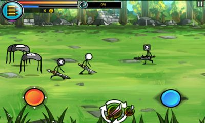 download game cartoon wars blade mod apk offline