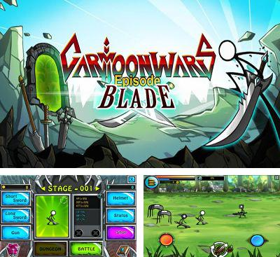 In addition to the game Cartoon wars 3 for Android phones and tablets, you can also download Cartoon Wars: Blade for free.