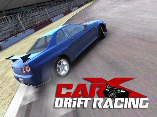 CarX drift racing poster