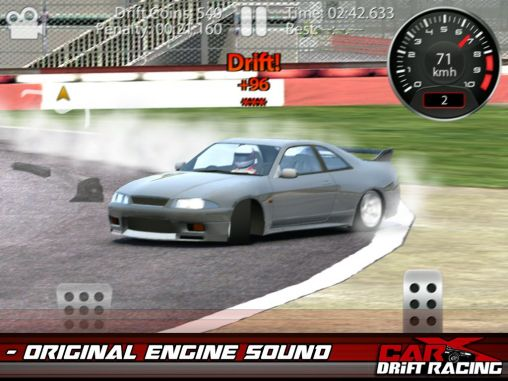 Screenshots von CarX drift racing für Android-Tablet, Smartphone.