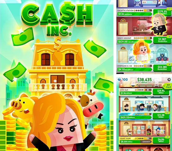 Cash, Inc. Fame and fortune game