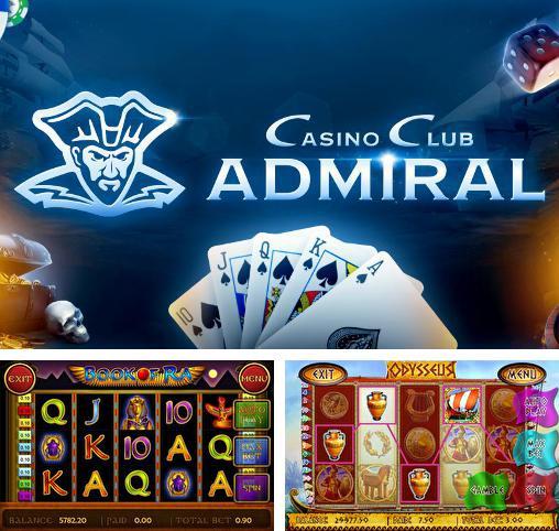 казино адмирал х клуб бонусы