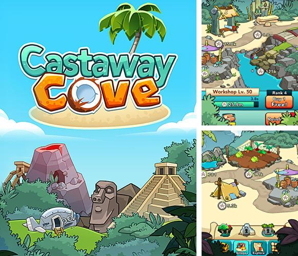 In addition to the game Restaurant story: Founders for Android phones and tablets, you can also download Castaway cove for free.