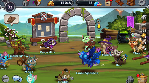 Castle cats screenshot 2