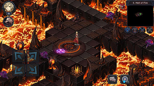 Screenshots von Castle legend 3: City of eternity für Android-Tablet, Smartphone.