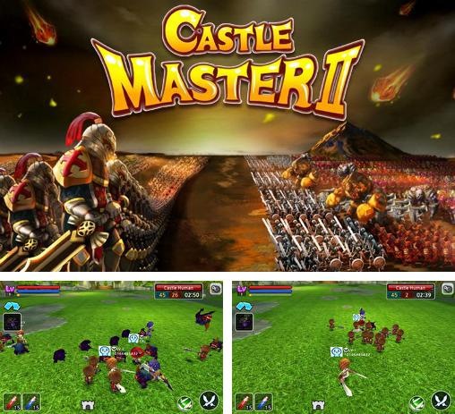 In addition to the game Castle Master for Android phones and tablets, you can also download Castle master 2 for free.