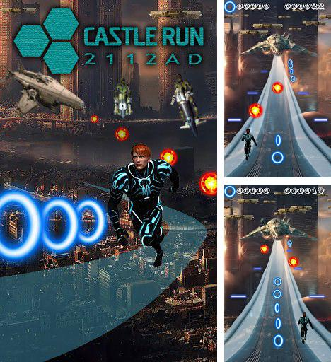 In addition to the game Jungle mania for Android phones and tablets, you can also download Castle run 2112 AD for free.