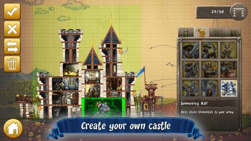 Castle storm: Free to siege screenshot 1