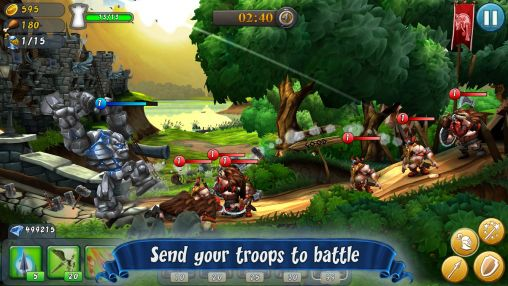 Castle storm: Free to siege screenshot 3