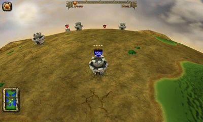 Download Castle Warriors Android free game.