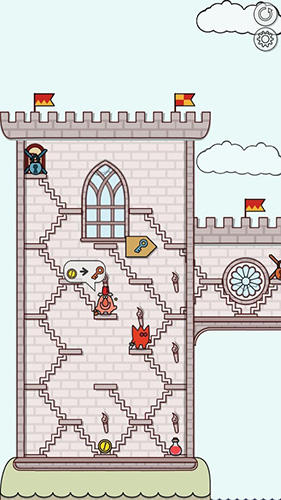 Castles and stairs screenshot 3