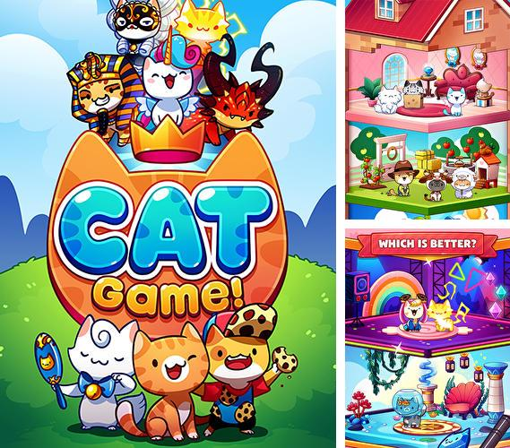 In addition to the game Cat game: The Cats Collector for Android, you can download other free Android games for Nomi i5032 Evo X2.