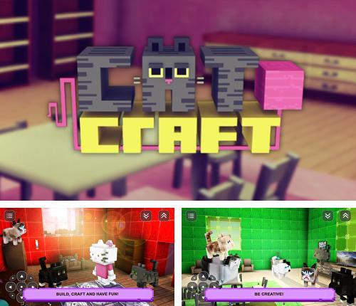 Cat pet shop: Girl craft story