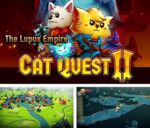 Cat quest 2: The lupus empire