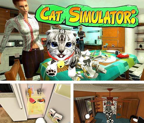 Cat simulator: Kitty craft!