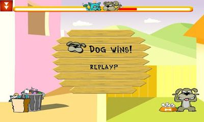 Screenshots of the Cat vs Dog free for Android tablet, phone.