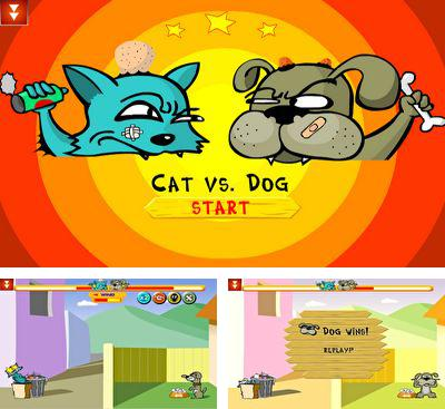 In addition to the game HedgeWay for Android phones and tablets, you can also download Cat vs Dog free for free.